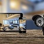 3. Überwachungskamera mit Monitor